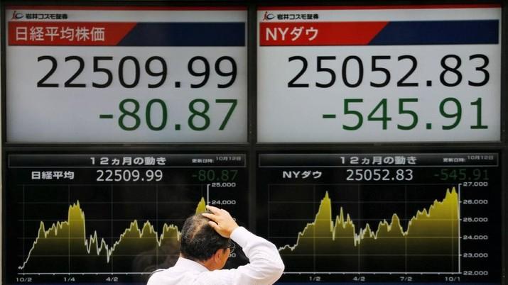 Bursa Jepang Tutup Perdagangan Pekan Ini dengan Manis