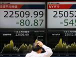 Wall Street Anjlok, Bursa Jepang Dibuka Amblas 1% Lebih