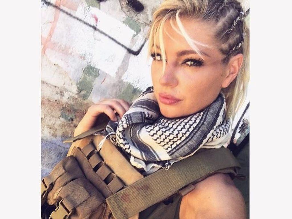 Cerita Shannon Ihrke, Tentara Angkatan Laut yang Jadi Model Majalah Dewasa