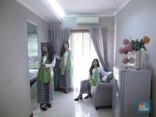 Melihat Rumah DP Rp 0 yang Ditawarkan Gubernur Anies Baswedan