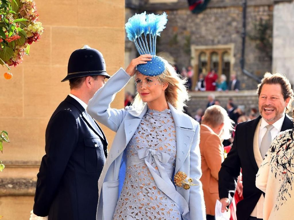 Tamu Berdatangan di Royal Wedding Putri Eugenie: Demi Moore Hingga Liv Tyler