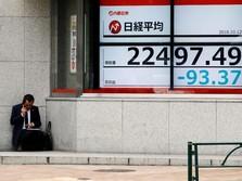 Ada Harapan AS-China Mesra Lagi, Bursa Saham Asia Menghijau