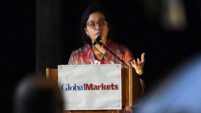 Sri Mulyani Sebut Ketidakpastian Ekonomi Cepat Berubah