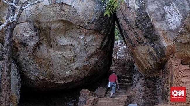 Ketiga taman ini merupakan salah satu taman tertua di dunia yang pernah dibuat oleh umat manusia. (CNN Indonesia/Safir Makki)