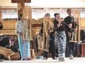 Upacara Adat Syukur Bumi Awali Festival Geopark Ciletuh