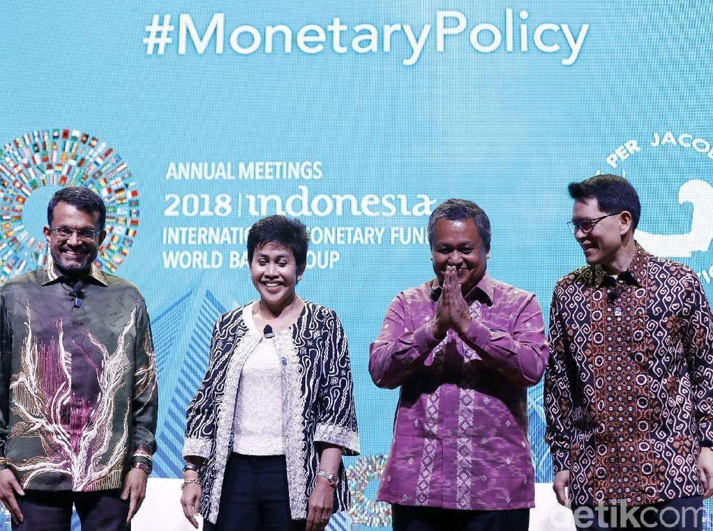Gubernur Bank Sentral Asean Kumpul Bahas Inflasi