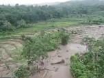 Bencana Banjir Bandang, 20 Orang Meninggal di Sumut & Sumbar