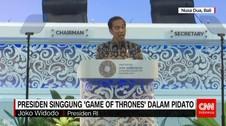 Pidato Presiden Joko Widodo di Pertemuan Tahunan IMF-WB 2018