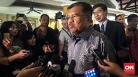 JK Dorong Pengusaha Tak Takut Investasi Selama Pemilu 2019