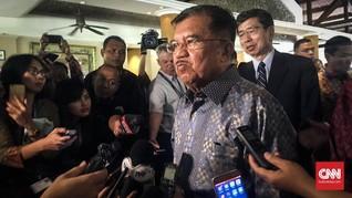 JK Sarankan Jokowi dan Prabowo Bertemu Langsung Tanpa Utusan