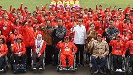 Prestasi Asian Para Games 2018 Diiringi Evaluasi