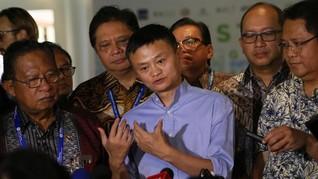 Jack Ma Akan Bantu RI Cetak 1.000 Ahli Teknologi per Tahun