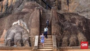 Gejolak Politik Guncang Industri Pariwisata Sri Lanka