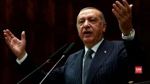 VIDEO: Brunson Bebas, Erdogan Tolak Ucapan Terima Kasih Trump