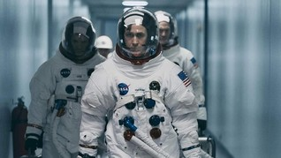 Ulasan Film: 'First Man'