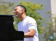 John Legend, Penyanyi Top yang Pernah Jadi Pegawai Kantoran