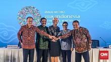 Hajatan IMF-World Bank Bikin Bali 'Panen Besar'