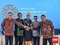 Pose Satu Jari Bos IMF, Luhut dan Sri Mulyani Tak Bersalah