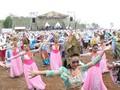 Rekor Dunia Tercipta di Pembukaan Festival Geopark Ciletuh