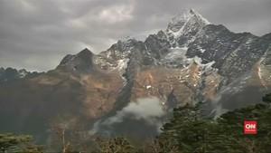 VIDEO: Tujuh Jasad Pendaki Tewas di Himalaya Ditemukan