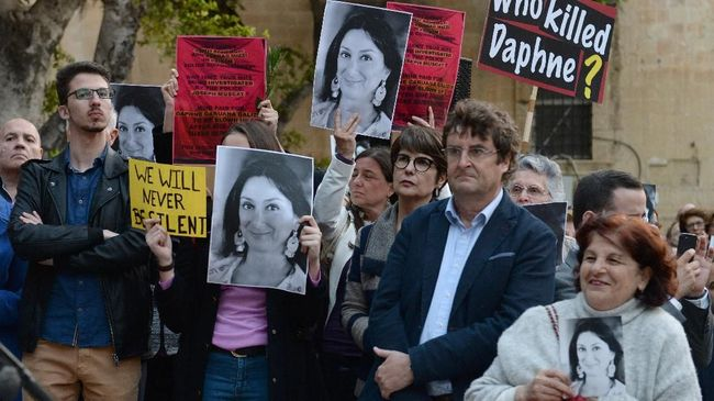 Setahun Berlalu, Pembunuh Jurnalis Antikorupsi Belum Ketemu