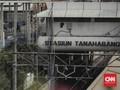 Imbas Skybridge, PT KAI Ubah Layout Stasiun Tanah Abang
