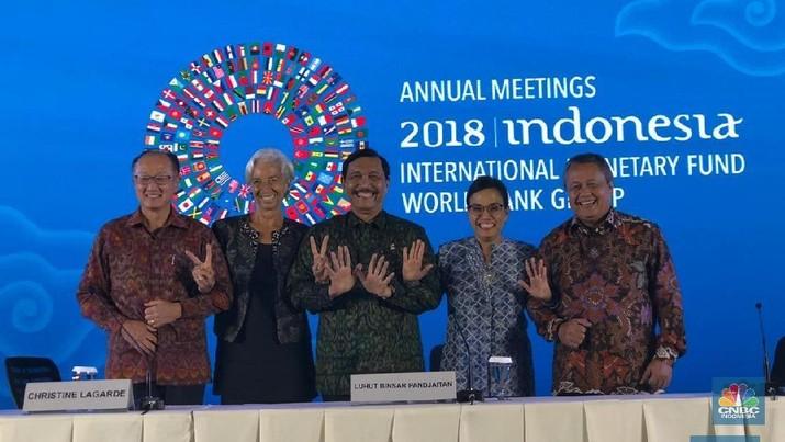 Sri Mulyani Bicara Mundurnya Bos Bank Dunia, Simak!