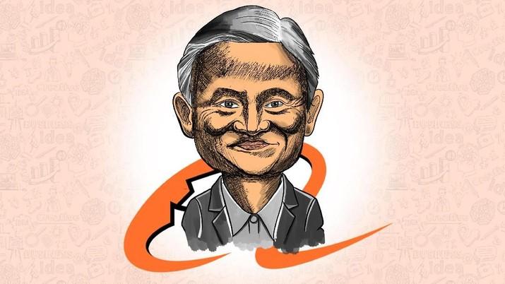 Alibaba Group Holding Ltd dari China melaporkan pendapatan kuartalan terbarunya.