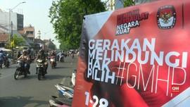 VIDEO: KPU Sosialisasi Cek Online Daftar Pemilih Tetap