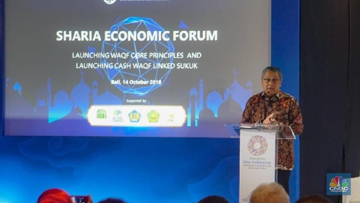 BI Luncurkan Dua Instrumen Keuangan Syariah, Apa Saja?
