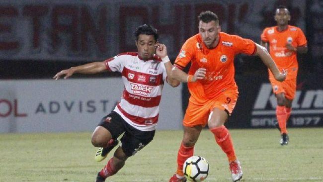 Persija Ditahan Imbang PSM 2-2 di Liga 1 2018