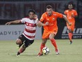 Hasil Liga 1 2019: Persija Tahan Imbang Madura United