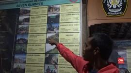 VIDEO: Kebakaran di Gunung Merbabu