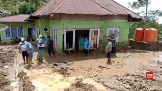 VIDEO: Sejumlah Daerah Sumatera Barat Masih Tergenang Banjir