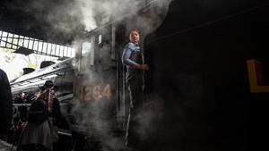 FOTO: Nostalgia Kereta Era Perang Dunia