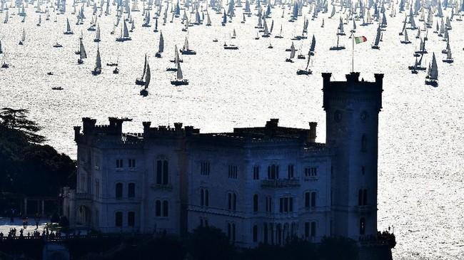 FOTO: Riuhnya Yacht di Trieste