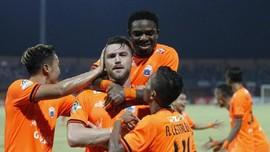 Persija Kalahkan Madura United Berkat Bermain Sabar