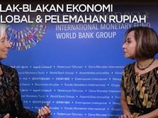 Buka-Bukaan Bos IMF Soal Ekonomi Global & Pelemahan Rupiah