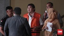 KPK Perpanjang Masa Penahanan Advokat Lucas hingga 40 Hari