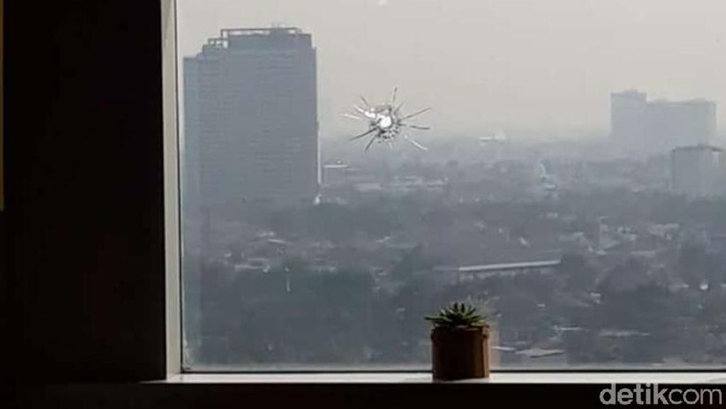 Fakta-fakta Tembakan Peluru Nyasar di Gedung DPR