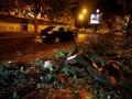 Siaga Satu Portugal Diterpa Hantaman Badai Leslie