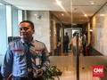 Polisi Olah TKP Peluru Nyasar di Ruang Anggota DPR