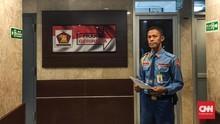 Polisi Periksa Saksi Mata Peluru Nyasar di Gedung DPR