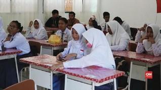 VIDEO: Haru dan Gembira Warnai Hari Pertama Sekolah di Palu