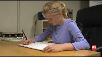VIDEO: Lydia, Gadis yang Selamat dari Penyakit Polio