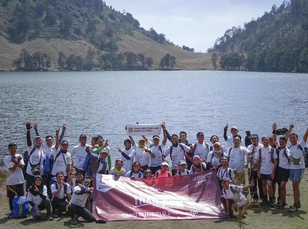 Serunya Trail Run Camp di Ranu Kumbolo