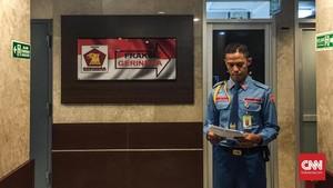 Peluru Melesat 10 Cm di Atas Kepala Tamu Anggota DPR Gerindra