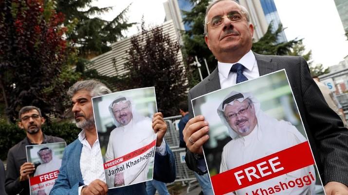Lagi, Eksekutif Perusahaan Boikot Konferensi Investasi Saudi