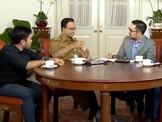 VIDEO: Jurus Anies Menghadapi Banjir di Jakarta