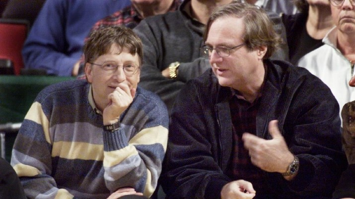 Kisah Bill Gates & Paul Allen Jatuh Bangun Dirikan Microsoft